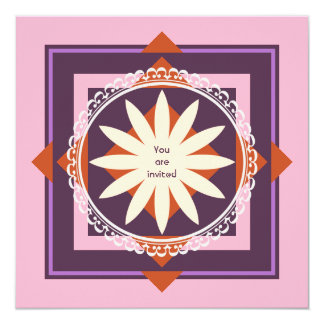 Quilting Party Card