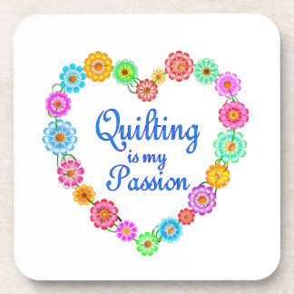 Quilting Passion Coasters