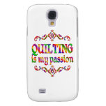 Quilting Passion Samsung Galaxy S4 Covers