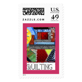 quilting postage stamps