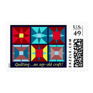 Quilting Postage Stamp