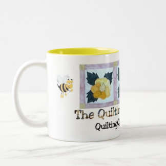 Quilting Queen Bees Mug