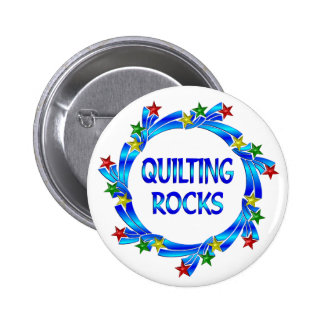 Quilting Rocks Pins