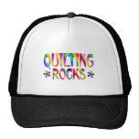 Quilting Rocks Hat