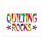 Quilting Rocks Postcards