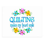 Quilting Smiles Postcard
