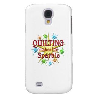Quilting Sparkles Samsung Galaxy S4 Case