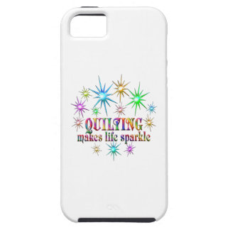 Quilting Sparkles iPhone SE/5/5s Case