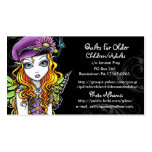Quilts For Older Children/Adults Custom Order Double-Sided Standard Business Cards (Pack Of 100)