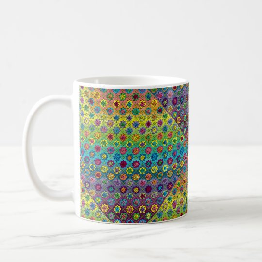 Quilty as Charged Coffee Mug