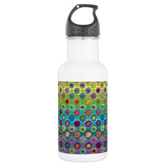 Quilty as Charged Stainless Steel Water Bottle