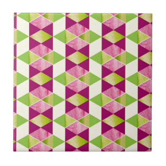 Quilty Pleasures Ceramic Tile