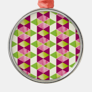 Quilty Pleasures Metal Ornament