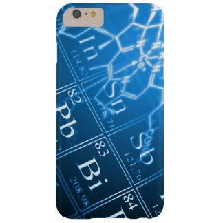 Química azul funda de iPhone 6 plus barely there