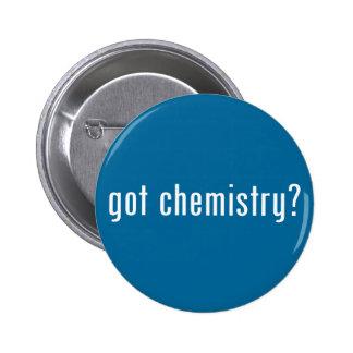 ¿química conseguida? pin redondo de 2 pulgadas