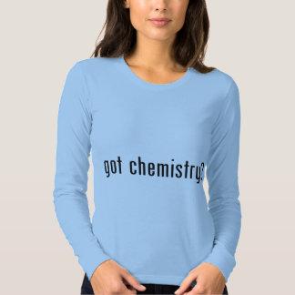 ¿química conseguida? remeras