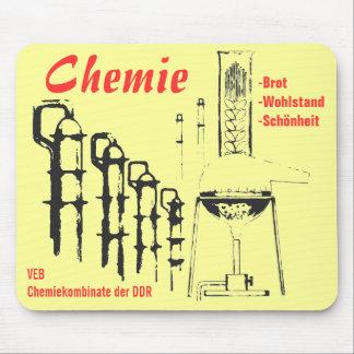 Química DDR Tapete De Ratón
