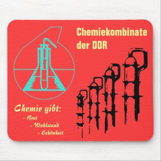 Química DDR Alfombrillas De Raton