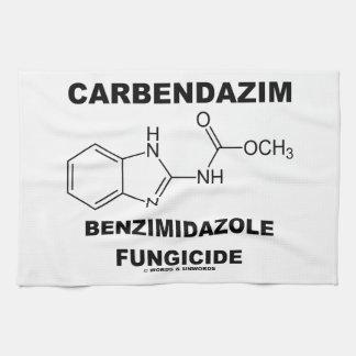 Química del fungicida del bencimidazol de Carbenda Toalla De Cocina
