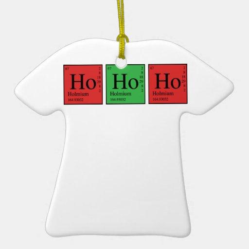 Química del navidad adorno