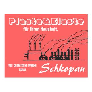 Química diseño de publicidad DDR