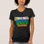 Química divertida camisetas