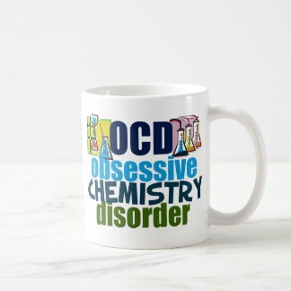 Química divertida taza de café