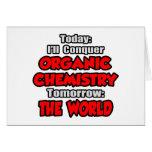 Química hoy orgánica… mañana felicitacion