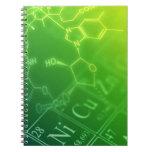 Química Libretas Espirales