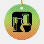 Química Ornamento De Navidad