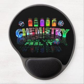 ¿Química - puede usted sentirla? Alfombrillas Con Gel