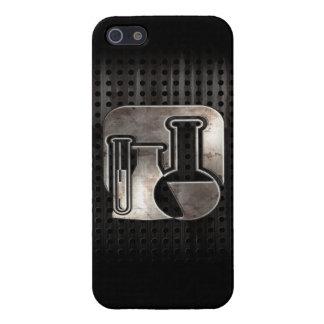 Química rugosa iPhone 5 carcasa