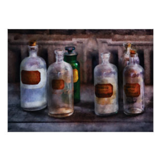 Química - soluciones saturadas poster
