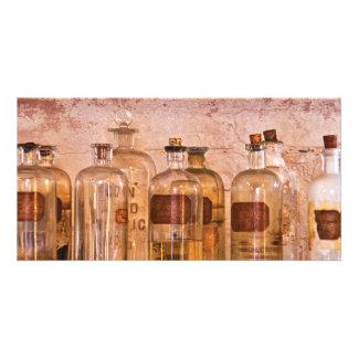 Químico - ácido mortal tarjetas fotograficas