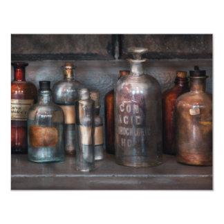 Químico - cosas que queman comunicado personal