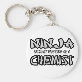 Químico de Ninja… Llaveros Personalizados