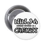 Químico de Ninja… Pins