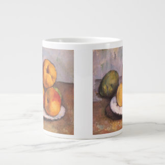 Quince, Apples and Pears by Paul Cezanne Giant Coffee Mug