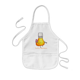 Quince Pastry Chef Apron