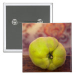 Quince Pinback Buttons