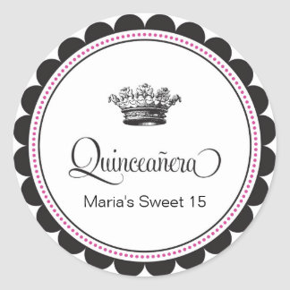 Quince Sticker