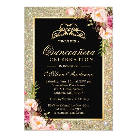 15th birthday invitations & announcements | zazzle, Birthday invitations
