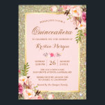 "Quinceanera Birthday | Pink Floral Gold Glitters Invitation<br><div class=""desc"">Gold Glitters Pink Floral Quinceanera Birthday Invitation. --&gt; Please see the new version: https://www.zazzle.com/256547898903674681 &lt;_--20_28_now20_you20_can20_easily20_change20_the20_22_hosted20_by20_the20_morgan20_family22_20_part.29_20_0a_28_129_20_for20_further20_customization2c_20_please20_click20_the20_22_customize20_further22_20_link20_and20_use20_our20_design20_tool20_to20_modify20_this20_template.20_0a_28_229_20_if20_you20_need20_help20_or20_matching20_items2c_20_please20_contact20_me. _28_now=&quot;&quot; you=&quot;&quot; can=&quot;&quot; easily=&quot;&quot; change=&quot;&quot; the=&quot;&quot; _22_hosted=&quot;&quot; by=&quot;&quot; morgan=&quot;&quot; _family22_=&quot;&quot; _part.29_=&quot;&quot; _28_129_=&quot;&quot; for=&quot;&quot; further=&quot;&quot; _customization2c_=&quot;&quot; please=&quot;&quot; click=&quot;&quot; _22_customize=&quot;&quot; _further22_=&quot;&quot; link=&quot;&quot; and=&quot;&quot; use=&quot;&quot; our=&quot;&quot; design=&quot;&quot; tool=&quot;&quot; to=&quot;&quot; modify=&quot;&quot; this=&quot;&quot; template.=&quot;&quot; _28_229_=&quot;&quot; if=&quot;&quot; need=&quot;&quot; help=&quot;&quot; or=&quot;&quot; matching=&quot;&quot; _items2c_=&quot;&quot;...</div>"