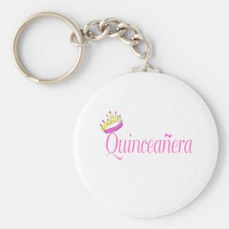 Quinceanera Keychain