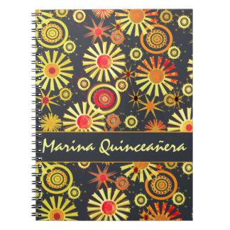 Quinceañera Notebook