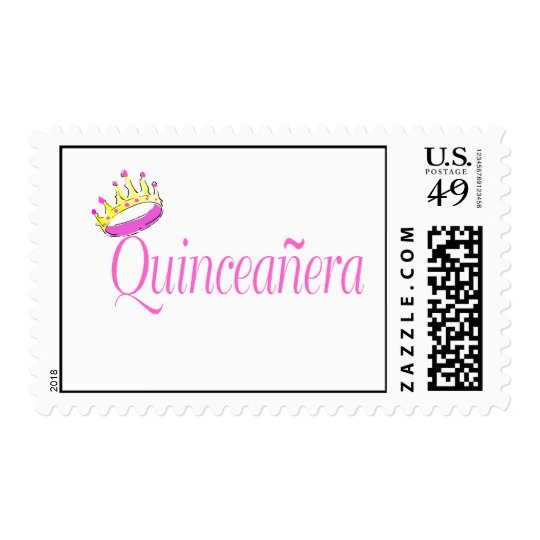 Quinceanera Postage