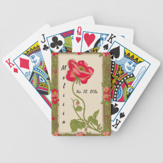 Quinceanera Save-the-date /Favor Playing cards
