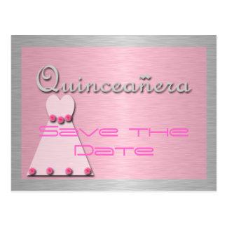 Quinceanera Tarjetas Postales