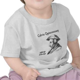 Quincentenary de Calvin Camisetas