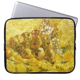 Quinces, Lemons, Pears and Grapes Vincent van Gogh Laptop Computer Sleeve